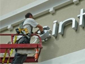 Signage Maintenance